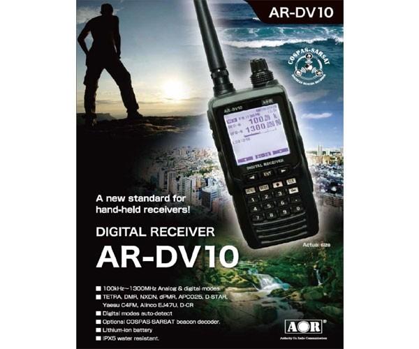 AR-DV10 AOR