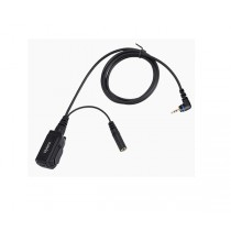 ACS-01 Base set with PTT button and microphone without earphones
