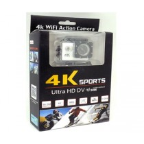 ACTION CAMERA 4K Ultra HD DV WiFi