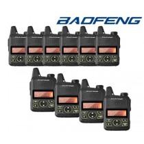 Baofeng BF-T1 UHF 400-470mhzF 10 TEMAXIA