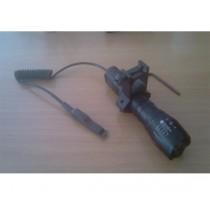 Σετ Φακού Tactical SWAT  για όπλο.