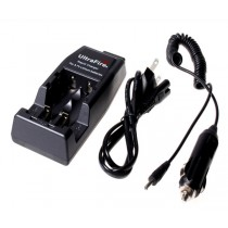 WF139 Battery Charger Li-Ion with car-adapter.