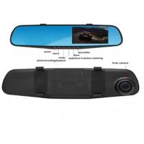 Καθρέφτης αυτοκινήτου FULL HD 1080 DVR με 2 κάμερες και οθόνη LCD 5″